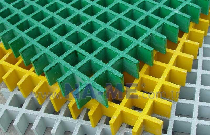Moulded FRP Grating in Turkey