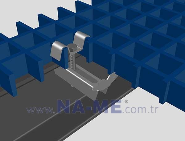 M Type Metal Fixings in Turkey